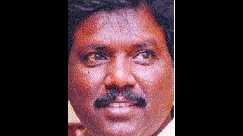 D. Ravikumar, VCK MP from Viluppuram