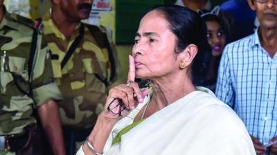 West Bengal CM Mamata Banerjee (Photo: PTI)