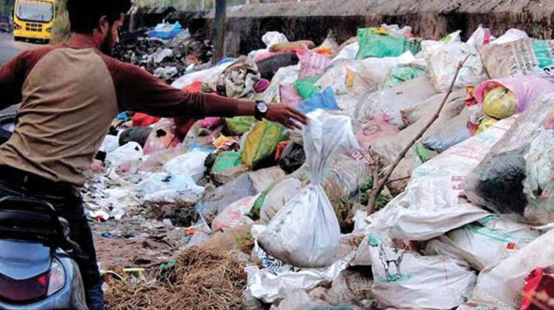 The report also added that an estimated 20-70 per cent of the plastic waste going for recycling facilities worldwide is not fit for use hence discarded as trash.