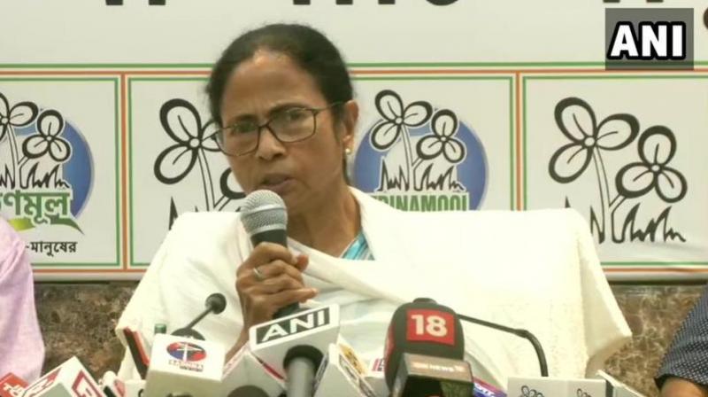 West Bengal Chief Minister Mamata Banerjee (Photo: ANI)