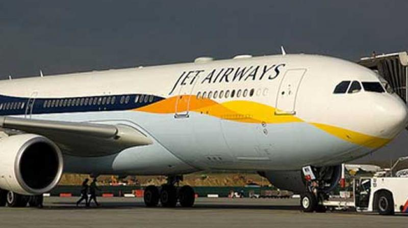 On Sunday, mining baron Anil Agarwal's investment company Volcan Investments said it has shown interest in acquiring stake in Jet Airways. (Photo: Representational/PTI)