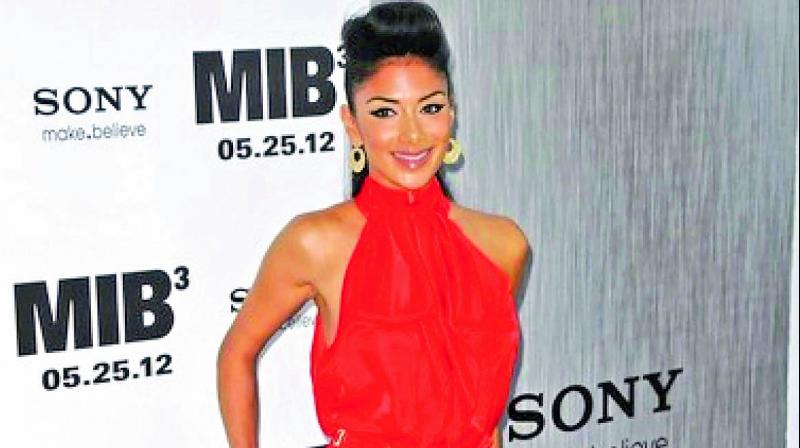 A picture of Nicole Scherzinger used for Representational purposes only