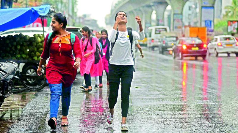 Delhi and its adjoining region are also likely to receive moderate rain on Tuesday, the weather forecasting agency predicted. (Photo: File)