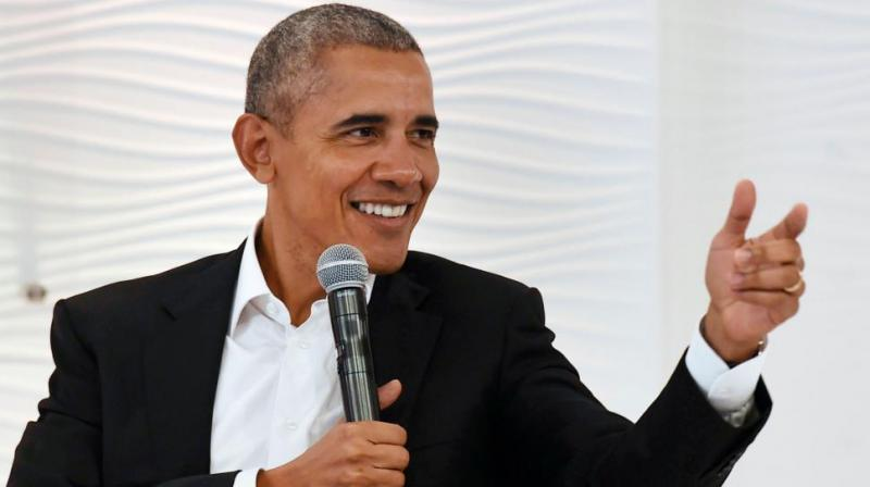 The number 23 jersey belonged to 18-year-old Obama while he was a senior at Punahou high school in Hawaii, where he lived at the time, according to Heritage Auctions. (Photo: File)