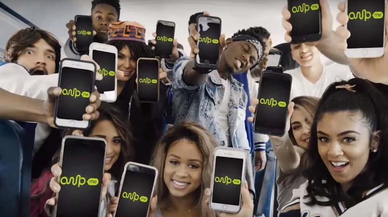 AmpMe is a popular app that allows you to connect mobile devices with multiple friends and start a party without a DJ to run the show.