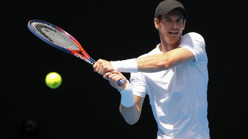 Bryan said Murray, 31, had explored every conceivable avenue trying to find a solution to his chronic hip pain. (Photo: AFP)