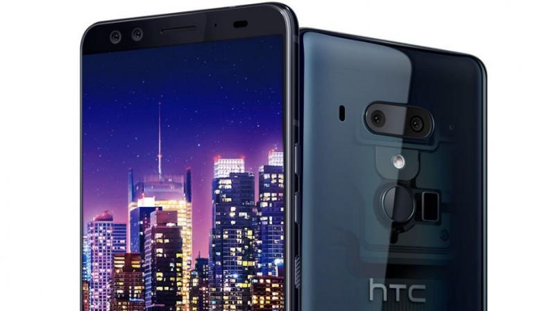 HTC U12+ launch - Release, UK price and specs REVEALED in full