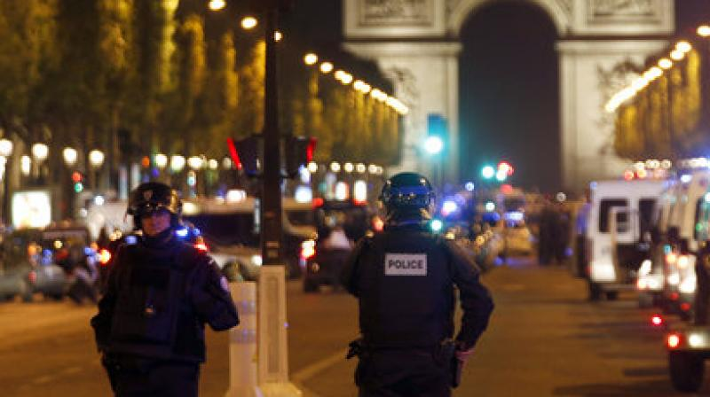 During a search of his home, Belgian police found weapons, balaclavas and a train ticket for France departing Thursday morning, hours before the Paris assault. (Photo: AP)