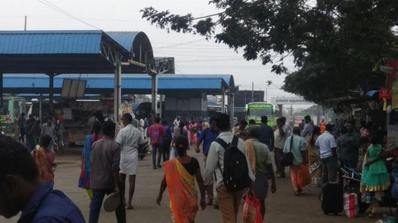 Tamil Nadu: Transport workers ends their eight-day long strike
