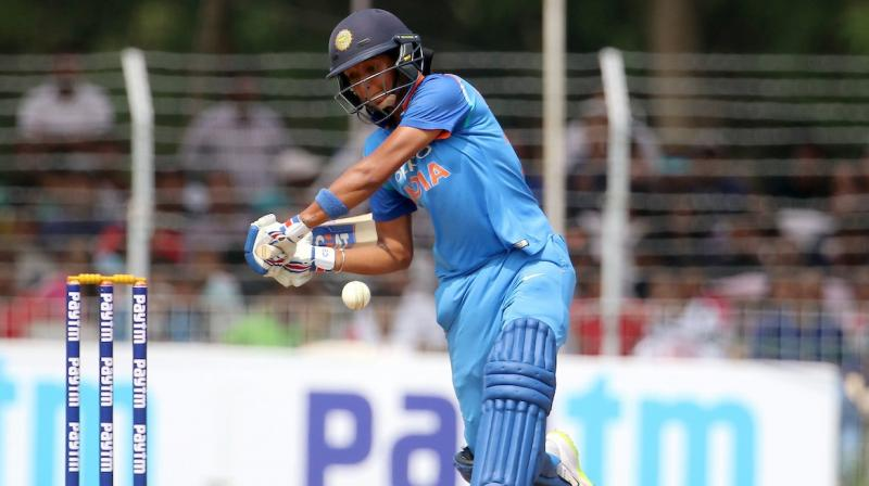 It has been learnt that Harmanpreet had sustained an ankle injury during a training session in Patiala and has a grade 2 tear. (Photo: BCCI)