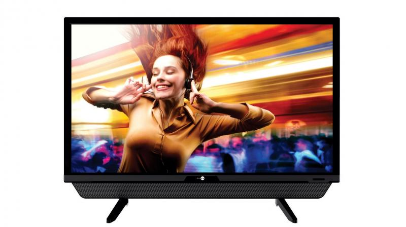 With a customisable backlight mode, the company claims that this LED TV has the lowest power consumption in the market.