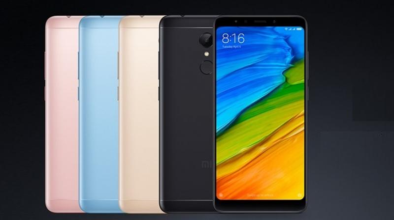 The Redmi 5 will be a successor to last year's budget smartphone, the Redmi 4, and is expected to come with a price under Rs 12,000.