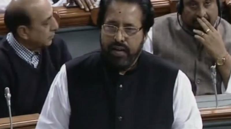 TMC MP Sudip Bandyopadhyay (Photo: PTI/File)