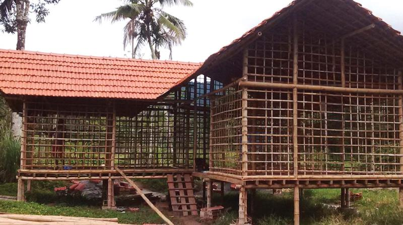 It also runs as a training centre with skillful trainees to teach different applications of bamboo.