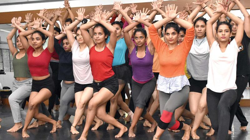 The intense dancer, who is as adept at Tai Chi as he is with the mesmeric rendition of the martial art Kalaripayattu that he has turned into a virtual art form, he began his dancing career after attaining his academic spurs with a  Bachelor's Degree.
