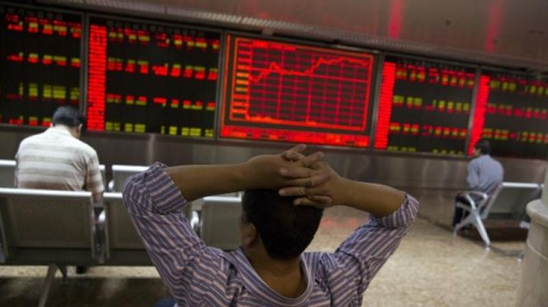 Among the IT stocks, Infosys fell 0.19 per cent. Intraday, it was trading 2.34 per cent down.Other losers included L&T Infotech (-1.54 per cent), Tech Mahindra (-1.04 per cent) and Allsec Technologies (-0.79 per cent).
