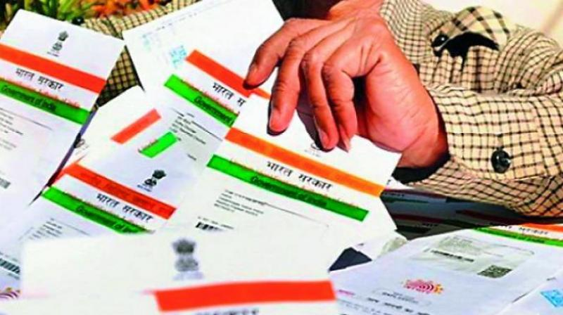 UIDAI said people should 'refrain from publicly putting their Aadhaar numbers on the Internet and social media and posing challenges to others'. (Photo: File)
