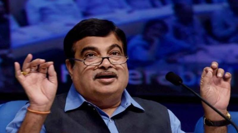 Transport Minister Nitin Gadkari on Wednesday pitched for alternative fuels such as ethanol and methanol along with electric vehicles, reiterating that the government's policy is to reduce import, enhance exports and curb pollution.