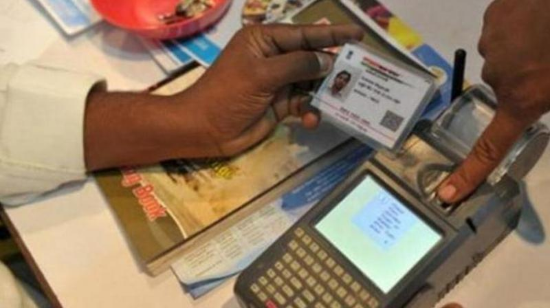 UIDAI added that it has taken full measures to ensure end-to-end security of resident data and no operator can make or update Aadhaar unless the resident himself/herself gives his/her biometric. (Representational Image)