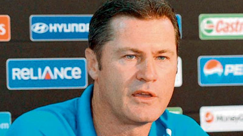 "The Australian Simon Taufel is in India for the promotion of his book ""Finding The Gaps"" as he's expected to attend the historic Test. (Photo: File)"