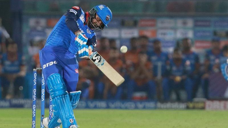 Delhi Capitals, who have already qualified for the IPL playoffs, will host Rajasthan Royals on May 4. (Photo: BCCI)