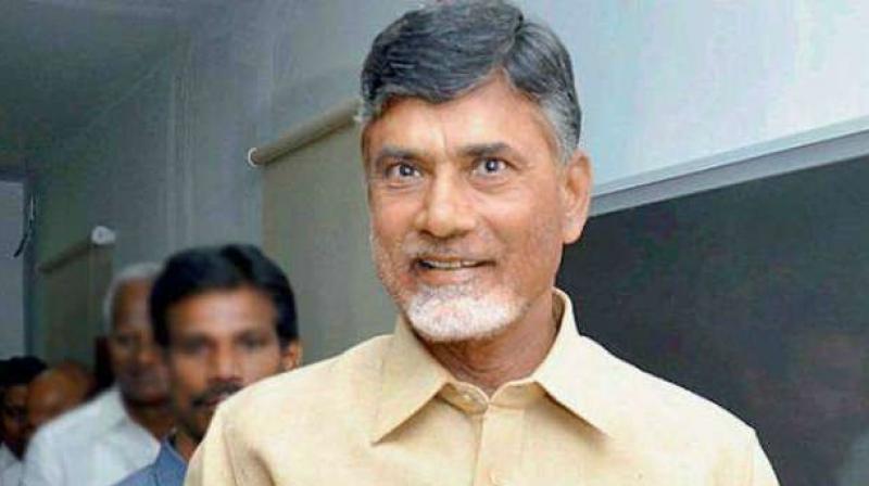 AP Chief Minister N. Chandrababu Naidu. (Photo: File)