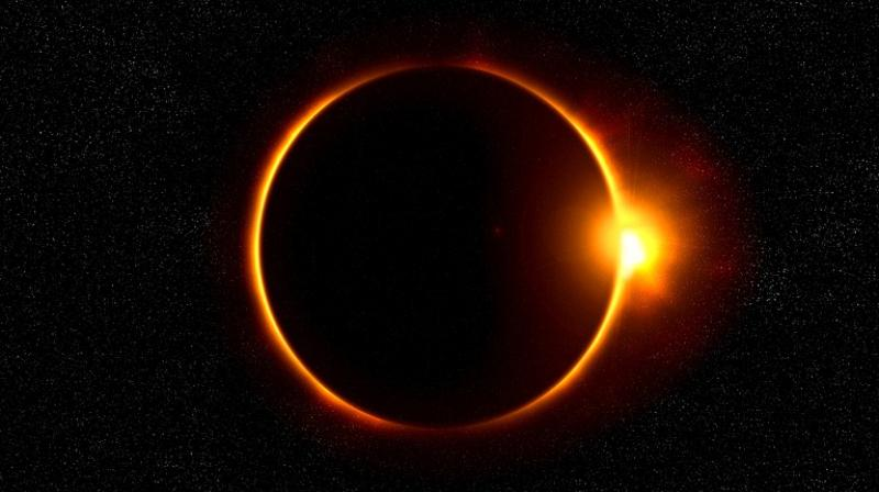 The dangers of looking at the Sun are real and serious. (Photo: File )
