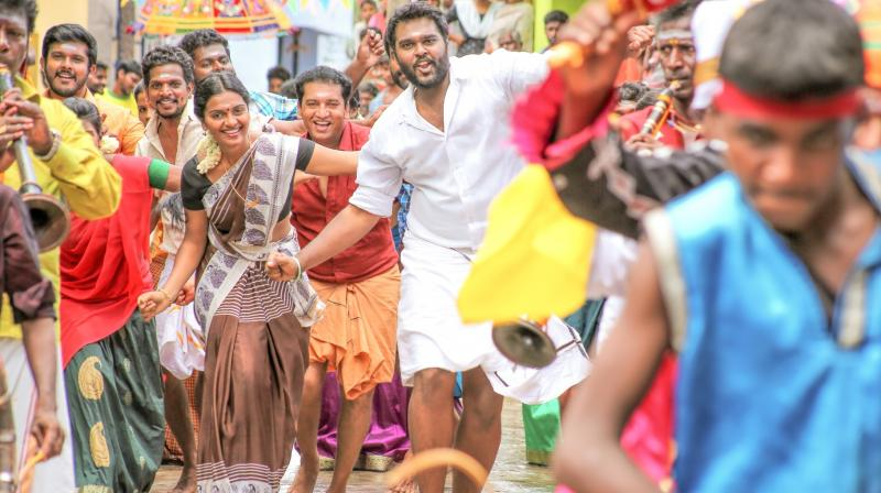 A still from Madura Veeran.
