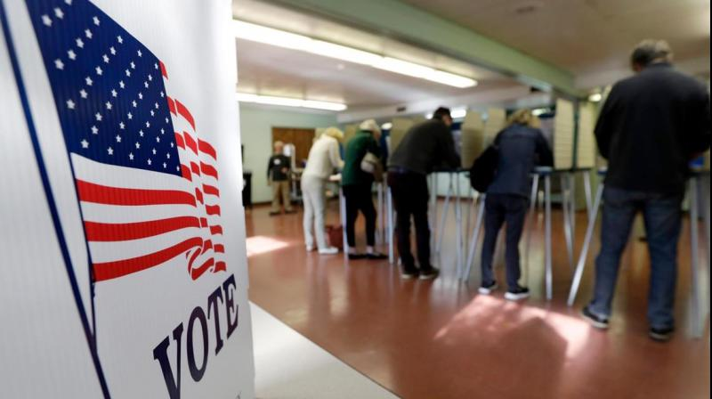 Democrats won contested House races in Florida and Virginia, while a Republican beat back an aggressive challenge in Kentucky. (Photo: AP)