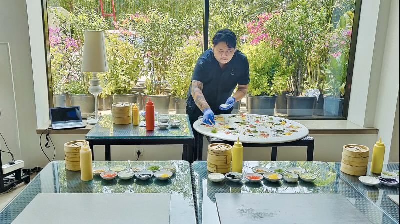 Chef Tenzin Phuntsok