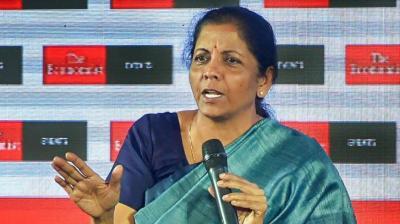 Defence Minister Nirmala Sitharaman (Photo: PTI)
