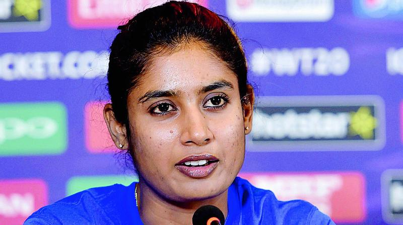 Mithali Raj has played in the 203 ODIs and scored 6720 runs for India. (Photo File)
