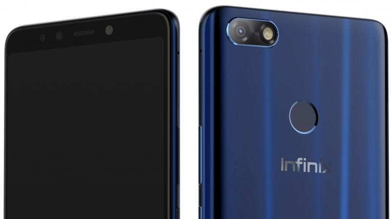 The Infinix Note 5 comes with the purest form of Android 8.1 Oreo.