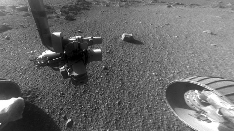 NASA spots silent Opportunity rover on Mars