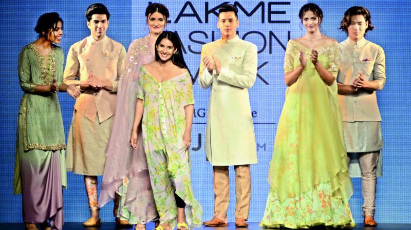 Hyderabad Designers At Lakme Fashion Week