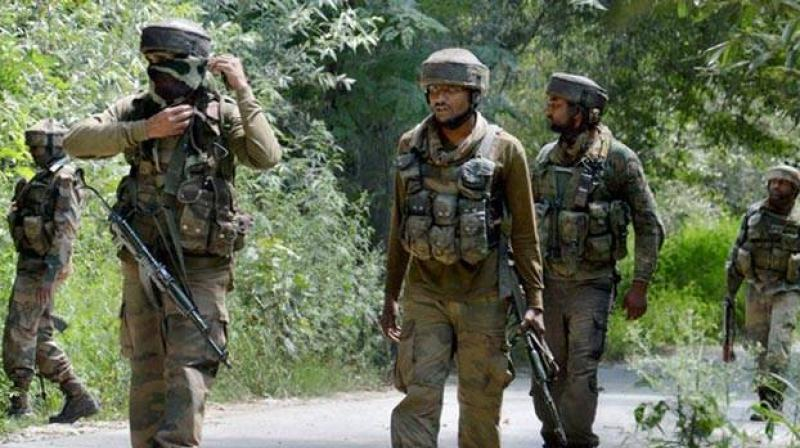 A composite squad of the CRPF, the STF, and the district police has been deployed to conduct search operations to nab the assailants. (Photo: PTI/Representational)