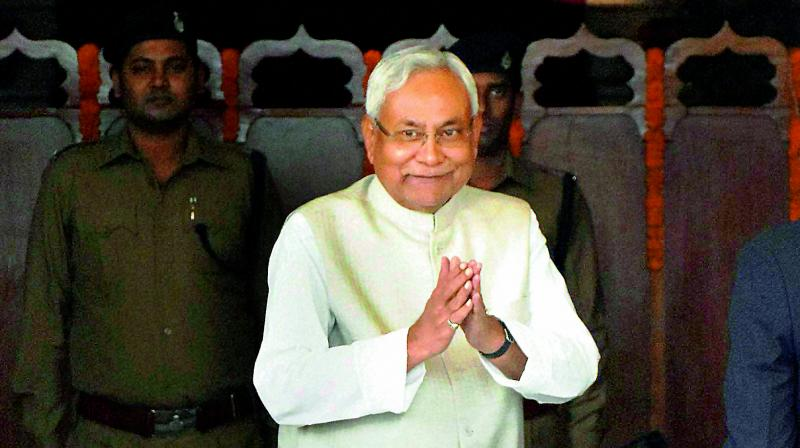 Help to stop open defecation: Nitish govt to teachers