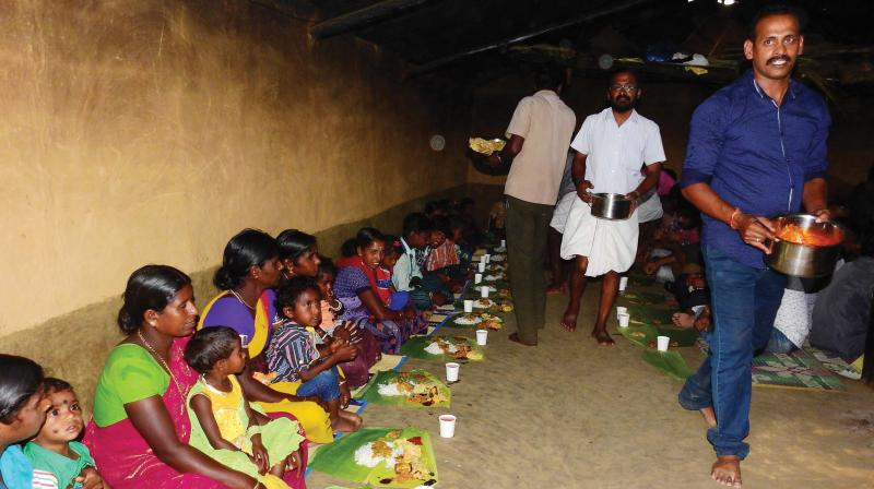 Online groups to fete Onam with tribal people