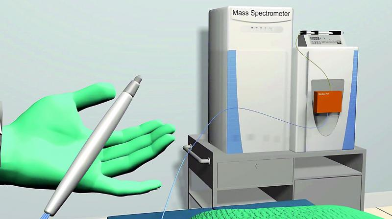 In tests on tissues from 253 cancer patients, the MasSpec Pen took 10 seconds to provide a diagnosis and was more than 96 per cent accurate.