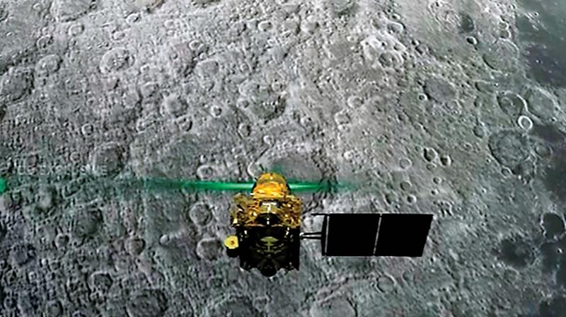 NASA joins hands with ISRO in reaching out to Vikram lander