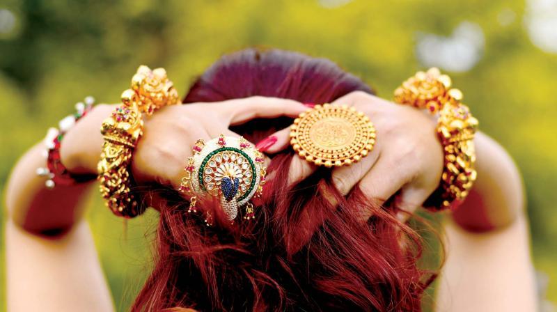 Jewellery from Kiwi by Musskan Agarwaal
