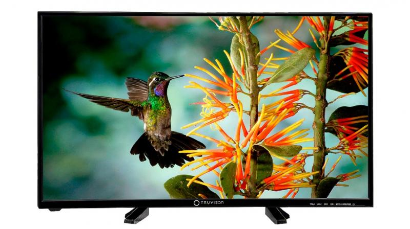 The Truvision TW3263 TV is priced at Rs 18,490.