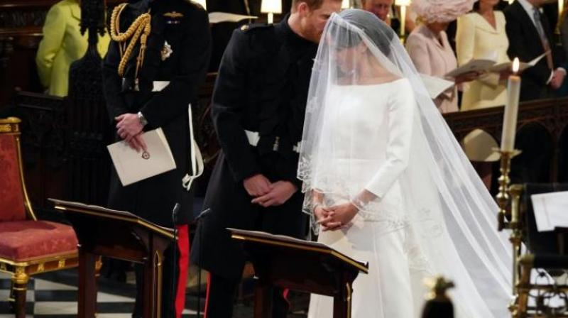 NZ designer denies Meghan Markle wedding dress copying claims
