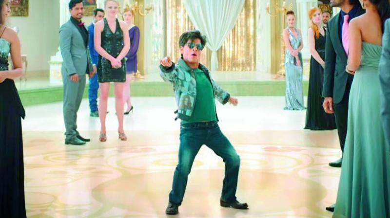 'Zero' is slated for release on December 21. (Photo: File)