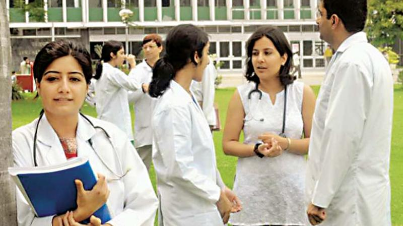 AP is proud to send 15 highly qualified science teachers to this meeting .represents the commitment of science education and science promotion through the Science City.(Photo: Representational Image)