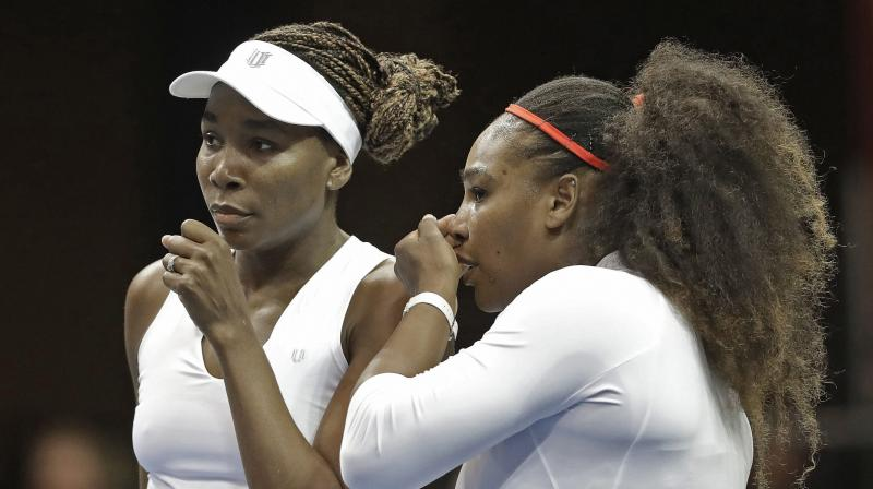 Serena Williams had previously said that her path back had been full of