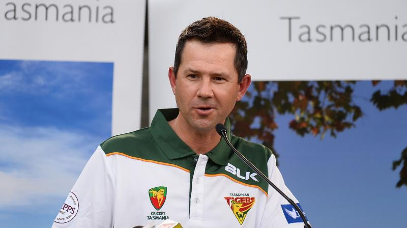 Ponting believes the nature of the new-look Perth pitch will suit the Australians. (Photo: AFP)
