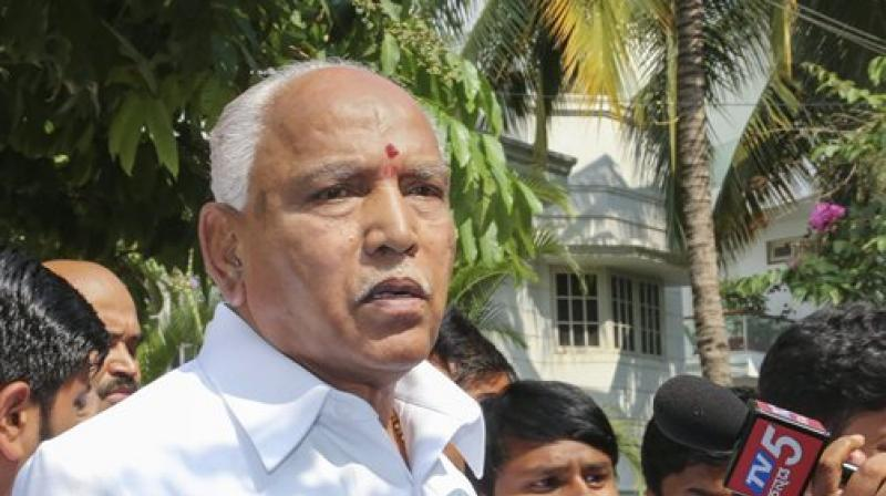 The New Chief Minister Yeddyurappa faces his First Acid Test at Supreme Court