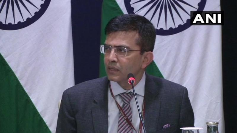 "India has satisfyingly explained the Ayodhya judgment to other countries and the engagement with them on this matter has been ""largely successful"", Ministry of External Affairs spokesperson Raveesh Kumar has said. (Photo: File)"