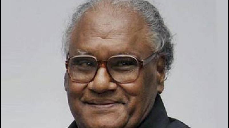 The award will be presented in Boston on November 29, during an MRS meeting, according to a release issued by the Jawaharlal Nehru Centre for Advanced Scientific Research of which Rao, a Bharat Ratna awardee, is the founder president. (Photo: PTI)